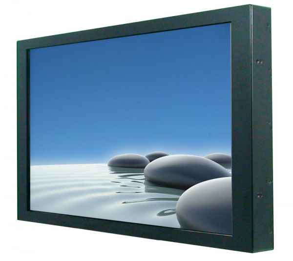 Front-right-WM 24W-VDP-CH-GS / TL Produkt-Welten / Industriemonitor / Chassis (VESA-Mounting) / ohne Touch-Screen