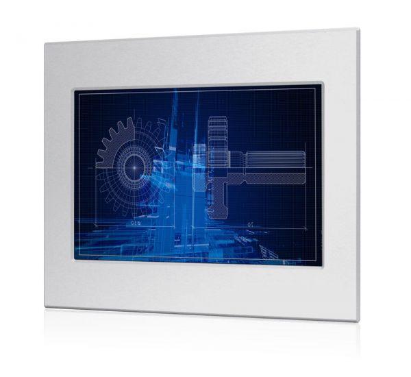 01-Industrie-Panel-PC-WM12PMA-IP65-Einbau