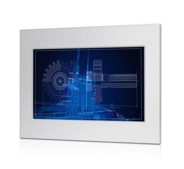 Front-WM 10W-V-PMA-GS / TL Produkt-Welten / Industriemonitor / Panel Mount (Einbau von vorne) / ohne Touch-Screen