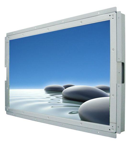Front-right-WM 32W-VDP-OF / TL Produkt-Welten / Industriemonitor / Open Frame (Einbau von hinten) / ohne Touch-Screen