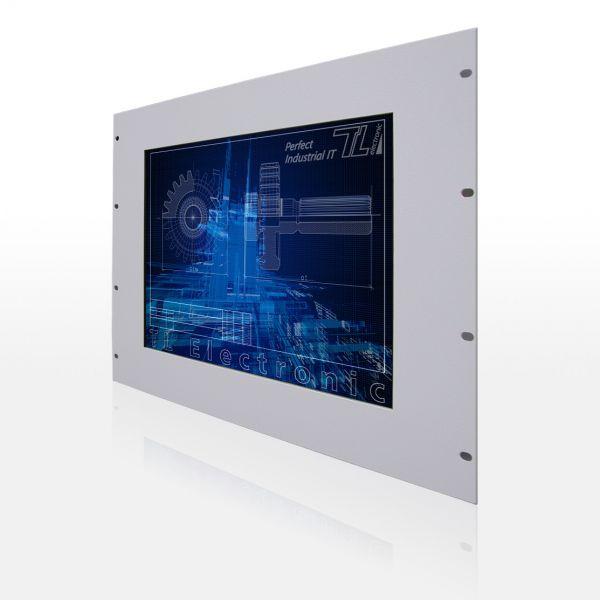 01-Industriemonitor-19-Zoll-Rack-Einbau-WM15 / TL Produkt-Welten / Industriemonitor / 19-Zoll Rack Mount / ohne Touch-Screen