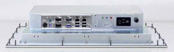 01-Front-right-WM17PMA-IP65 / TL Produkt-Welten / Panel-PC / Panel Mount (Einbau von vorne) / ohne Touch-Screen
